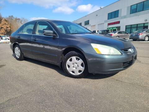 2005 Honda Accord for sale at Lexton Cars in Sterling VA