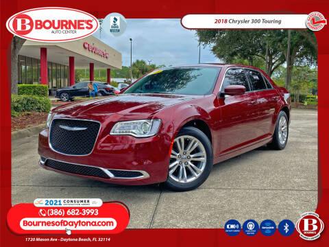 2018 Chrysler 300 for sale at Bourne's Auto Center in Daytona Beach FL