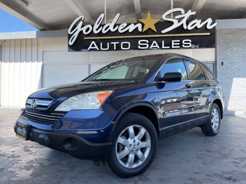 2007 Honda CR-V for sale at Golden Star Auto Sales in Sacramento CA