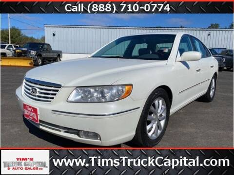 2007 Hyundai Azera for sale at TTC AUTO OUTLET/TIM'S TRUCK CAPITAL & AUTO SALES INC ANNEX in Epsom NH