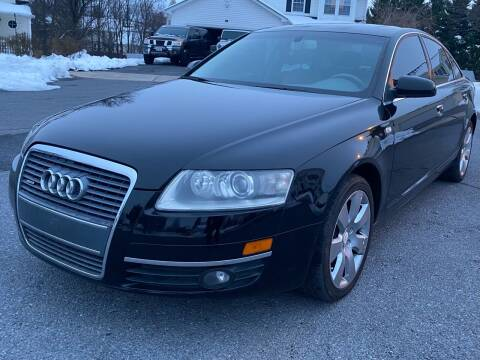 2007 Audi A6 for sale at PREMIER AUTO SALES in Martinsburg WV