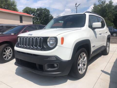 2017 Jeep Renegade for sale at Wolff Auto Sales in Clarksville TN