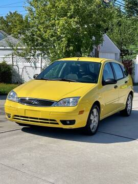 2005 Ford Focus for sale at Suburban Auto Sales LLC in Madison Heights MI