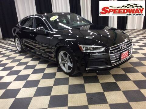 2019 Audi A5 Sportback for sale at SPEEDWAY AUTO MALL INC in Machesney Park IL