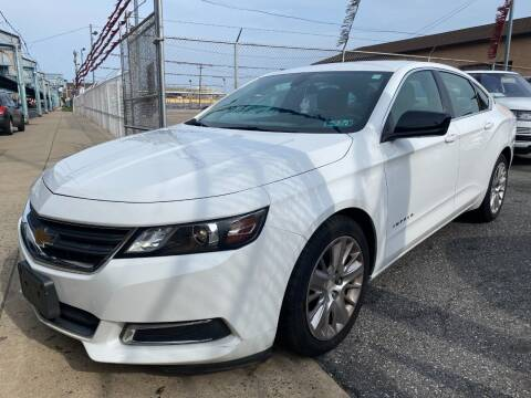 2015 Chevrolet Impala for sale at The PA Kar Store Inc in Philladelphia PA