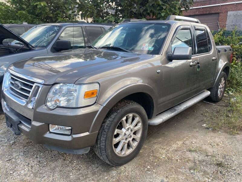 2007 Ford Explorer Sport Trac for sale at Philadelphia Public Auto Auction in Philadelphia PA