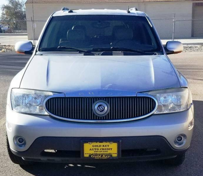 2004 Buick Rainier for sale at G.K.A.C. in Twin Falls ID