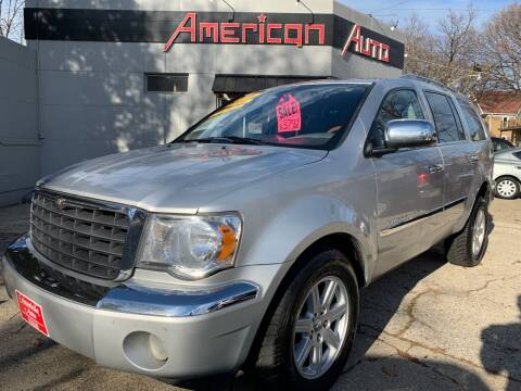 2008 Chrysler Aspen for sale at AMERICAN AUTO in Milwaukee WI