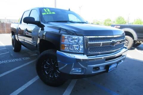 2012 Chevrolet Silverado 1500 for sale at Choice Auto & Truck in Sacramento CA
