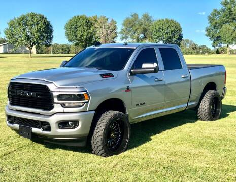 2021 RAM Ram Pickup 2500 for sale at Torque Motorsports in Rolla MO