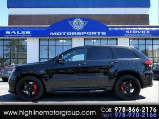 2020 Jeep Grand Cherokee for sale at Highline Group Motorsports in Lowell MA