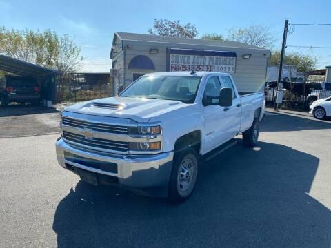 2017 Chevrolet Silverado 2500HD for sale at Silver Auto Partners in San Antonio TX