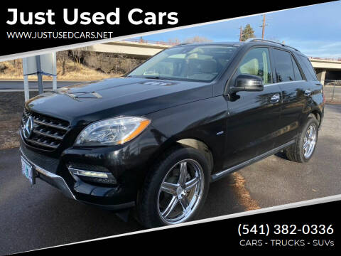 2012 Mercedes-Benz M-Class for sale at Just Used Cars in Bend OR
