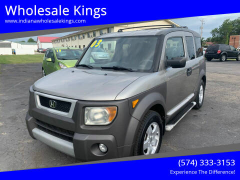 2003 Honda Element for sale at Wholesale Kings in Elkhart IN