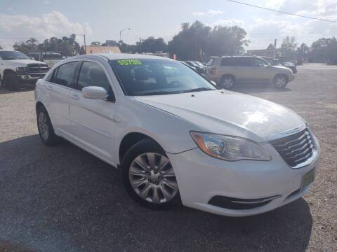 2011 Chrysler 200 for sale at Canyon View Auto Sales in Cedar City UT