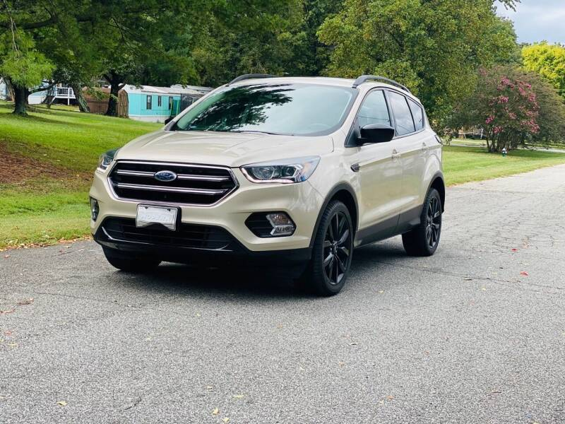 2018 Ford Escape for sale at Speed Auto Mall in Greensboro NC