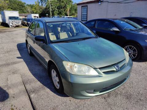 2004 Honda Civic for sale at Advance Import in Tampa FL