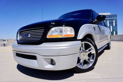 2003 Ford F-150 for sale at JD MOTORS in Austin TX