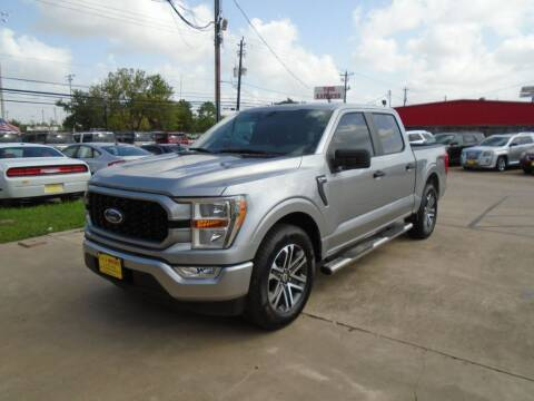 2021 Ford F-150 for sale at BAS MOTORS in Houston TX