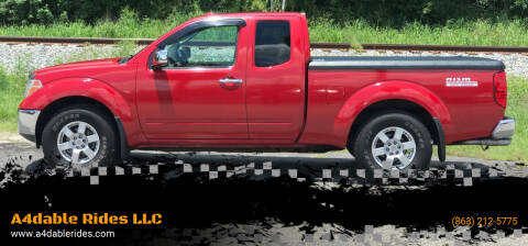 2008 Nissan Frontier for sale at A4dable Rides LLC in Haines City FL