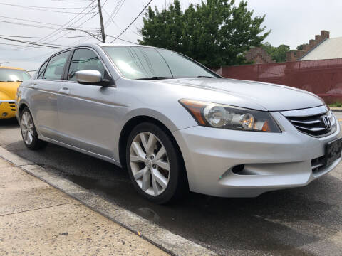 2012 Honda Accord for sale at Deleon Mich Auto Sales in Yonkers NY