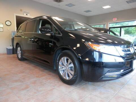 2016 Honda Odyssey for sale at ABSOLUTE AUTO CENTER in Berlin CT