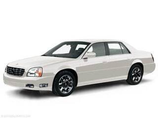 2001 Cadillac DeVille for sale at Winchester Mitsubishi in Winchester VA