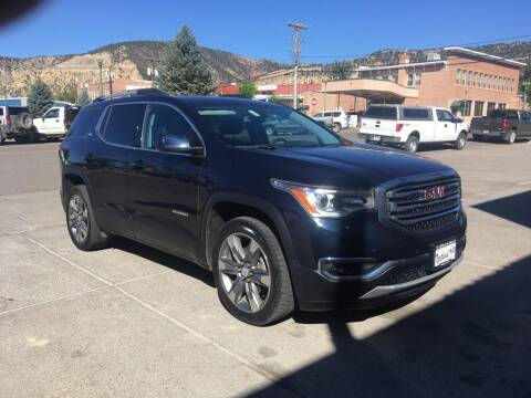 2017 GMC Acadia for sale at Northwest Auto Sales & Service Inc. in Meeker CO