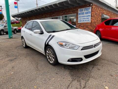 2013 Dodge Dart for sale at PARKWAY AUTO SALES OF BRISTOL - Roan Street Motors in Johnson City TN