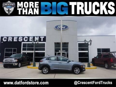 2020 Hyundai Kona for sale at Crescent Ford in Harahan LA