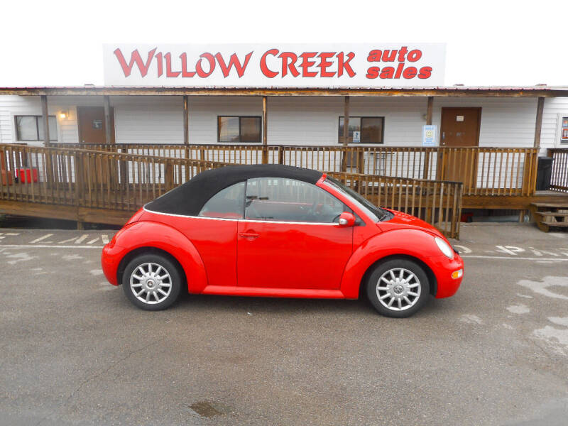 2005 Volkswagen New Beetle Convertible GL 2dr Convertible - Knoxville TN