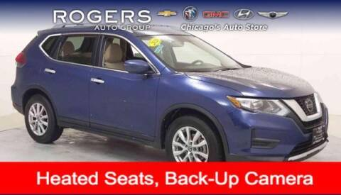 2020 Nissan Rogue for sale at ROGERS  AUTO  GROUP in Chicago IL
