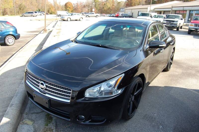 2011 Nissan Maxima for sale at Modern Motors - Thomasville INC in Thomasville NC