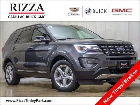 2017 Ford Explorer for sale at Rizza Buick GMC Cadillac in Tinley Park IL
