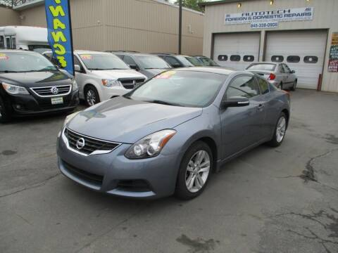 2010 Nissan Altima for sale at TRI-STAR AUTO SALES in Kingston NY