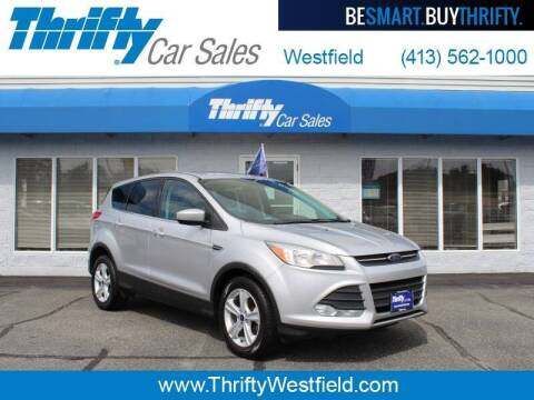 2016 Ford Escape for sale at Thrifty Car Sales Westfield in Westfield MA