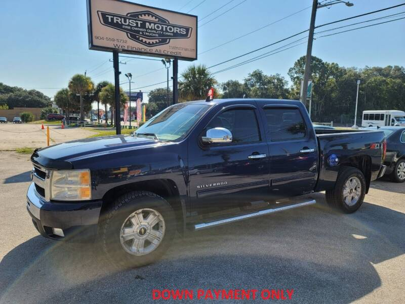 2010 Chevrolet Silverado 1500 for sale at Trust Motors in Jacksonville FL