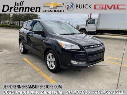 2015 Ford Escape for sale at Jeff Drennen GM Superstore in Zanesville OH