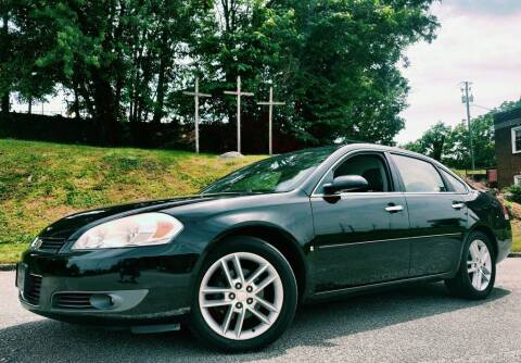 2008 Chevrolet Impala for sale at Auto Titan in Knoxville TN