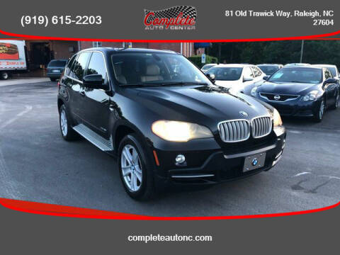 2010 BMW X5 for sale at Complete Auto Center , Inc in Raleigh NC