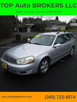 2003 Saturn L-Series for sale at TOP Auto BROKERS LLC in Vancouver WA