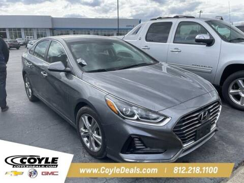 2018 Hyundai Sonata for sale at COYLE GM - COYLE NISSAN in Clarksville IN