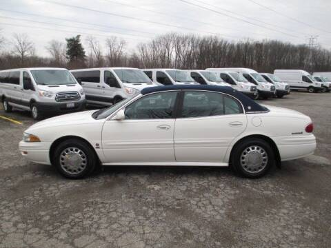 2001 Buick LeSabre for sale at Mill Creek Auto Sales in Youngstown OH