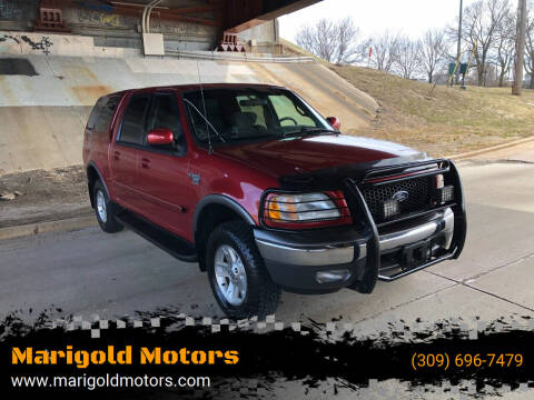 2002 Ford F-150 for sale at Marigold Motors, LLC in Pekin IL