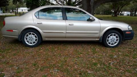 2000 Nissan Maxima for sale at Coastal Car Brokers LLC in Tampa FL