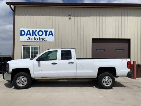 2015 Chevrolet Silverado 2500HD for sale at Dakota Auto Inc. in Dakota City NE