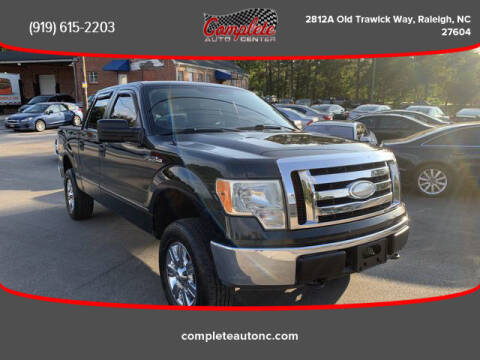 2009 Ford F-150 for sale at Complete Auto Center , Inc in Raleigh NC