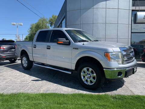 2013 Ford F-150 for sale at Berge Auto in Orem UT