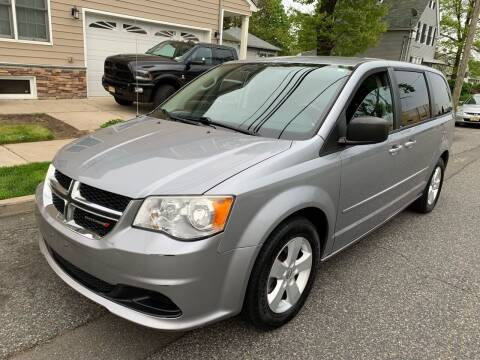 2013 Dodge Grand Caravan for sale at Jordan Auto Group in Paterson NJ