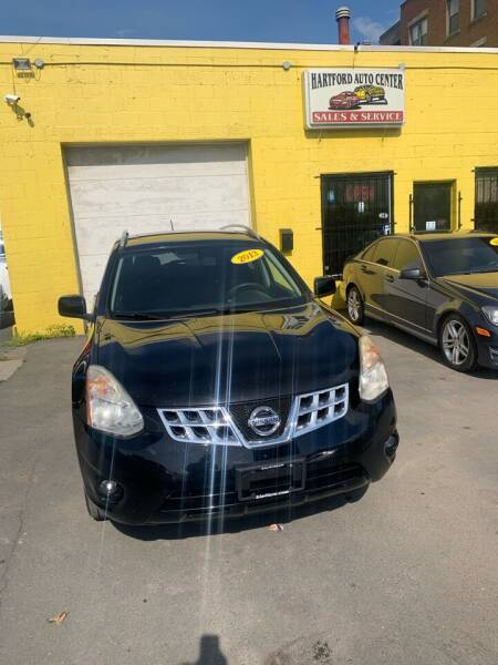 2013 Nissan Rogue for sale at Hartford Auto Center in Hartford CT